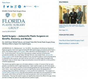 eyelid,eye,lid,lift,surgery,blepharoplasty,jacksonville,florida,plastic,surgery,group,surgeons,benefits,recovery